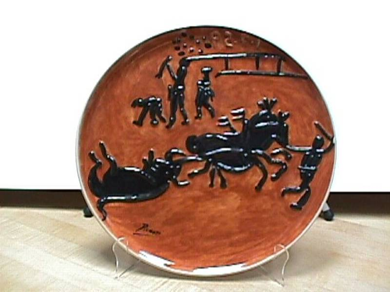 Picasso Ceramic Plate #5