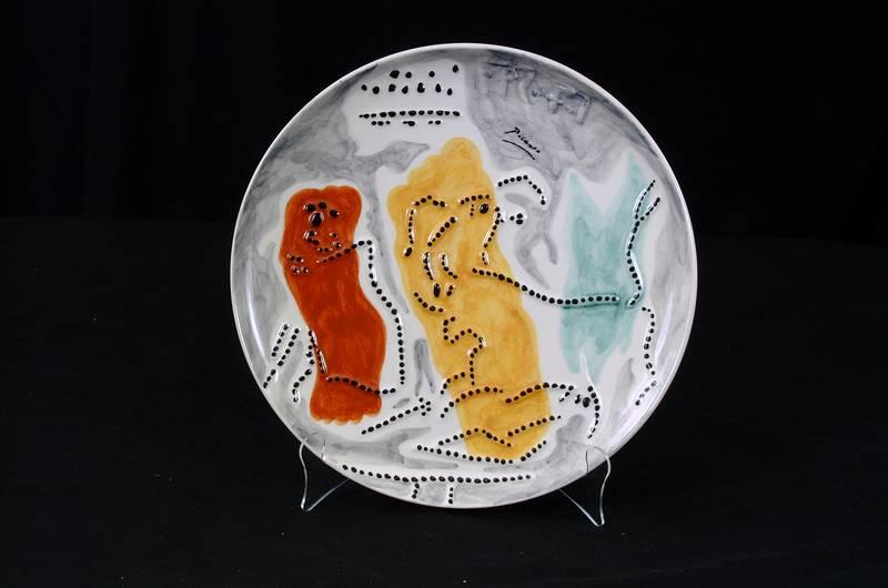 Picasso Ceramic Plate #6