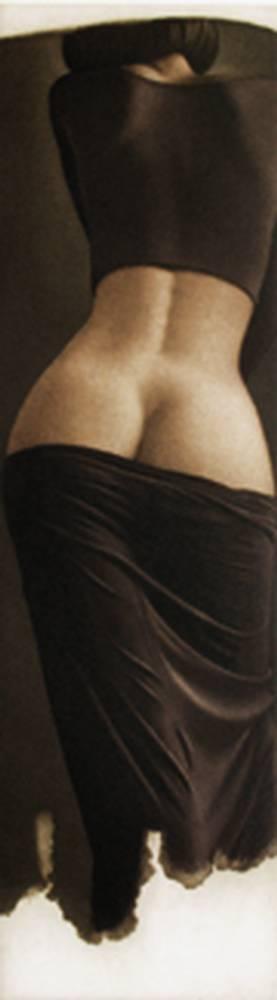 Long Half Nude VII