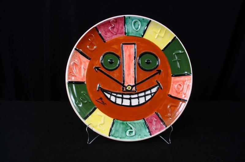 Picasso Ceramic Plate #9